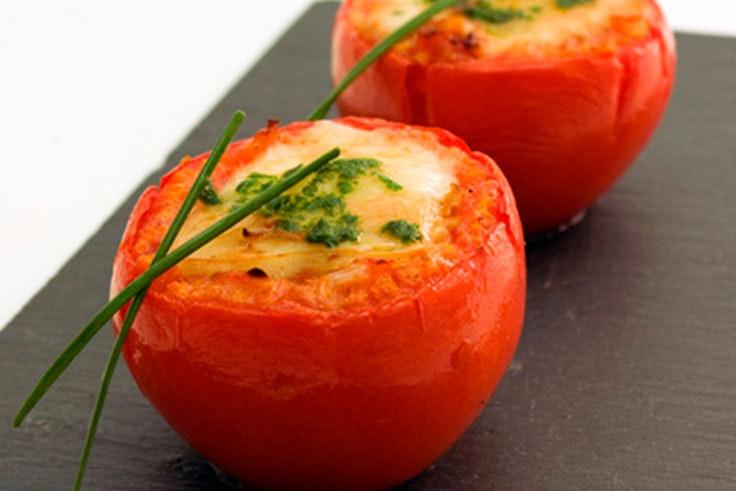 Los beneficios de los tomates
