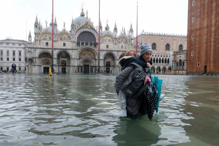 Venecia, Tokio y otras grandes ciudades que quedarán sumergidas en 2100