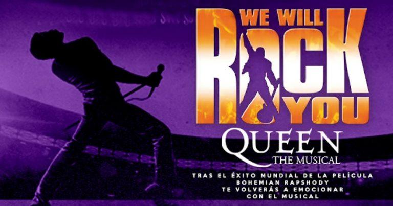 """""""We Will Rock You"""": El musical de Queen vuelve a Madrid en 2021"""
