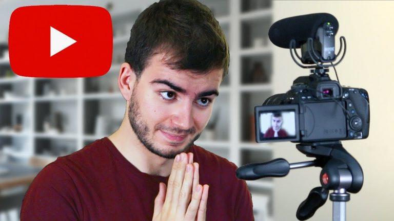 Cómo hacer un buen video de YouTube