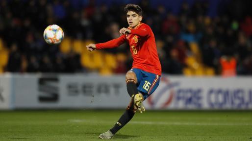Gonzalo Villar, el deseo del Barcelona para relevar a Busquets
