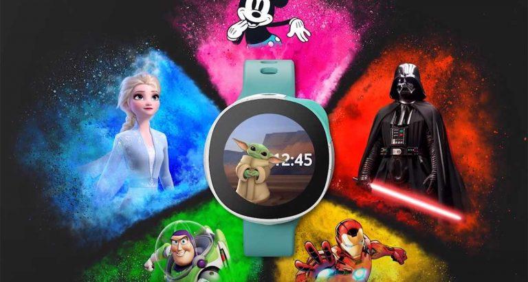 Así es Neo, el reloj inteligente de Vodafone y Disney para niños