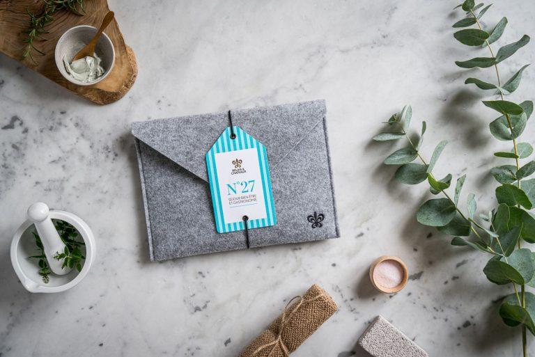 Nuevos cofres-regalo de Relais & Châteaux: el espíritu de Reyes cabe en una caja