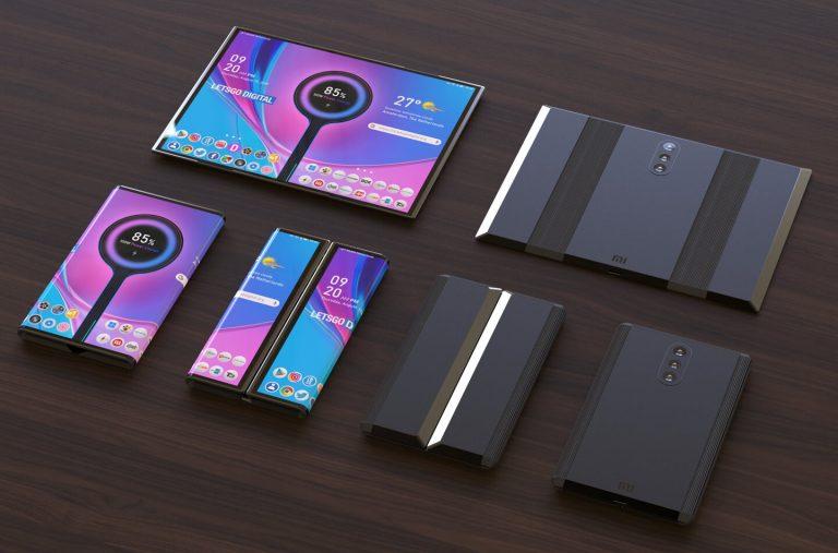Xiaomi: así es el teléfono plegable que petará el 2021