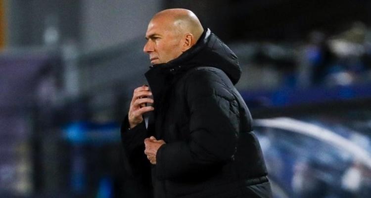 Zidane / Lucas Vázquez