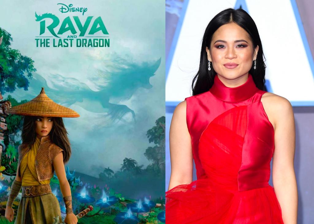 Kelly Marie Tran será la protagonista de Raya y el último dragón