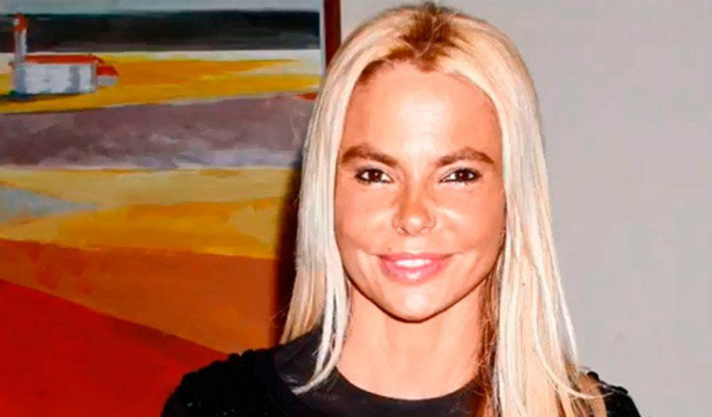 Leticia Sabater, presentadora en los 90