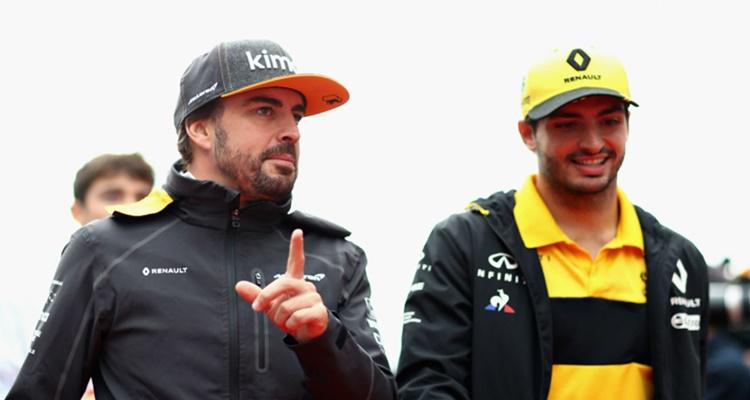 2021 año clave, Fernando Alonso, Carlos Sainz