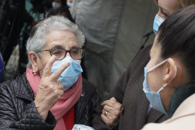 Arranca la segunda fase de vacunación en las residencias gallegas