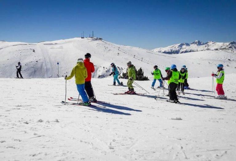 El Día Mundial de la Nieve se celebra este año adaptado al Covid-19