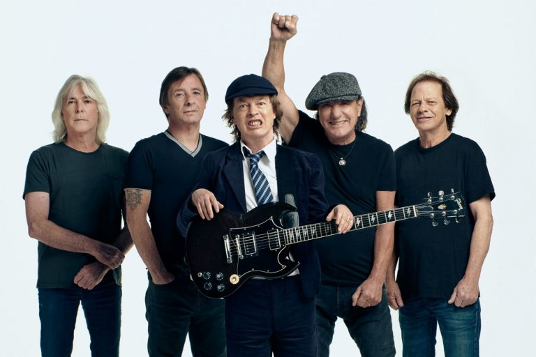 AC/DC presenta 'Realize', nuevo single y videoclip