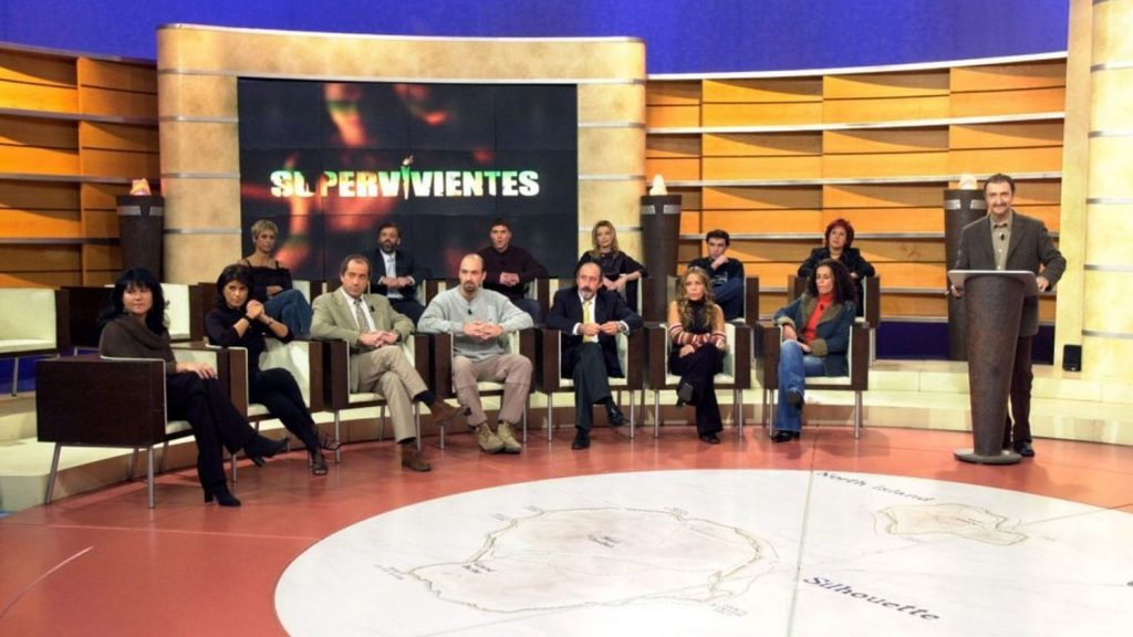 presentadores