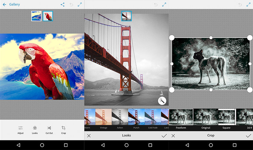 Adobe Photoshop Mix para tus fotos