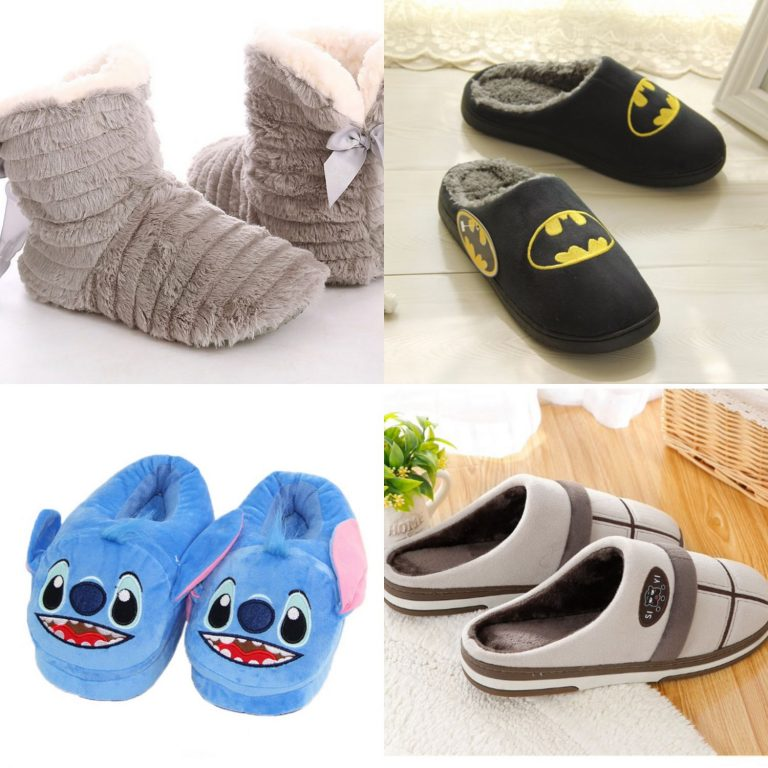 Aliexpress: 10 zapatillas de estar por casa muy calentitas y cómodas que superan con creces a las de Primark