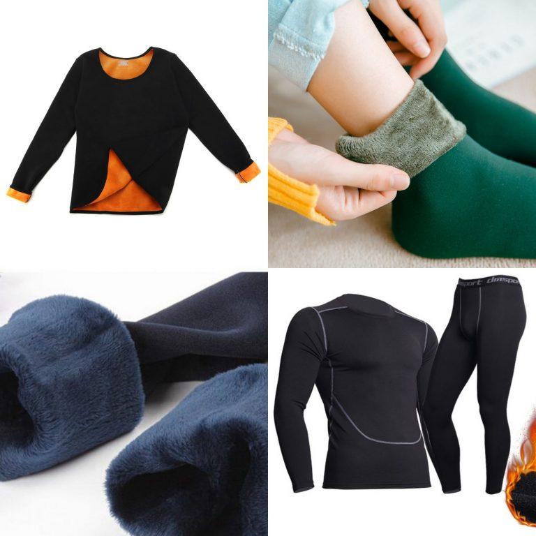 Aliexpress: Las 10 mejores ofertas de hoy en ropa térmica