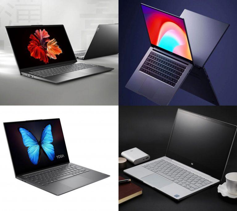 Aliexpress: los 7 ofertones de hoy en portátiles Lenovo, Xiaomi y Huawei