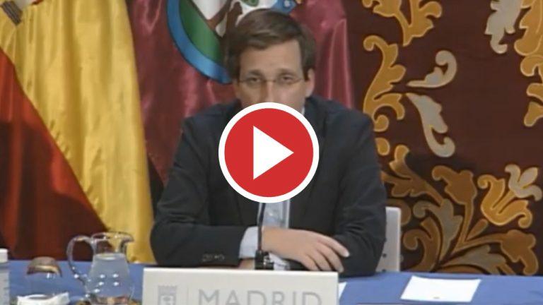 La ciudad de Madrid ha sufrido daños por valor de 1.398 millones