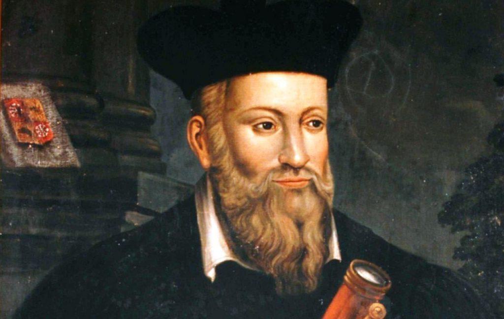 ¿Quién es Nostradamus?