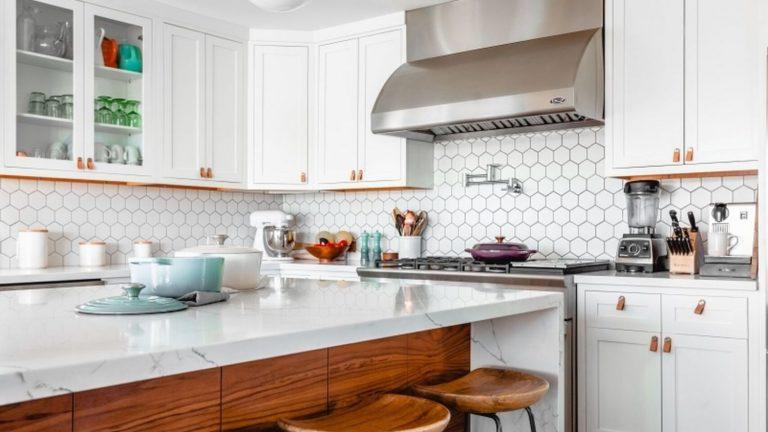 Azulejos de la cocina: trucos para limpiarlos rápidamente y sin esfuerzo