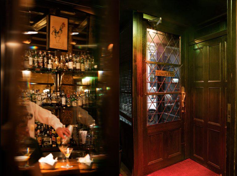 Bar Cock, la coctelería de las mil y una historias de Madrid