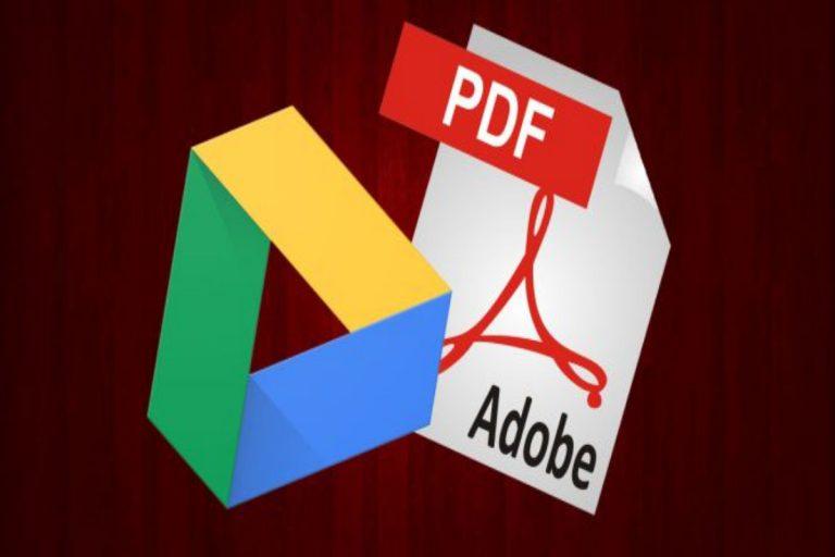 Cómo escanear documentos desde Google Drive