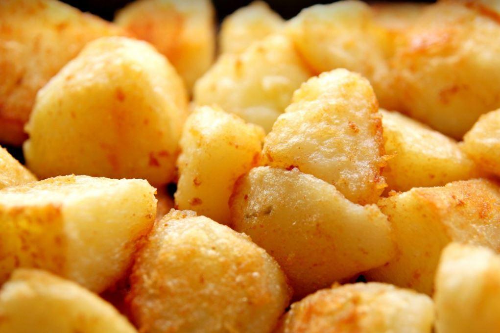 auténtica receta madrileña de las patatas bravas