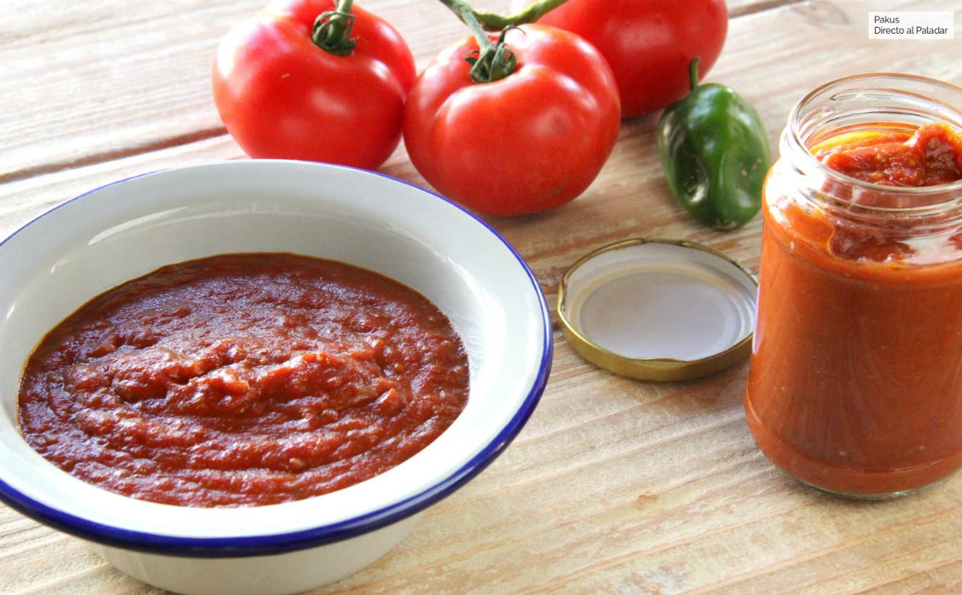 Salsa de tomate con la receta de Karlos Arguiñano