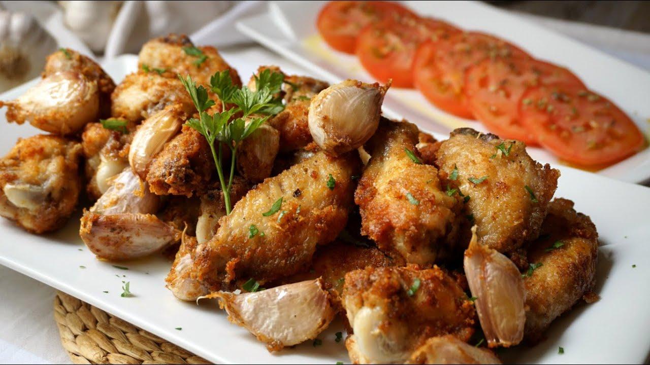Cómo hacer un pollo al ajillo paso a paso