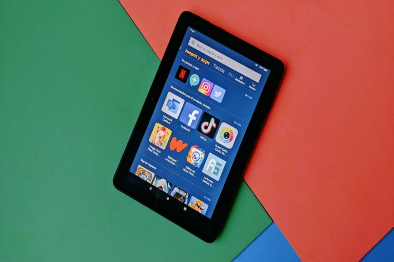 Cómo instalar Google Play en una Amazon Fire HD8