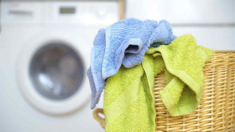 Cómo lavar las toallas para que queden suaves