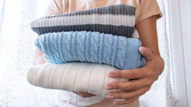 Cómo lavar un jersey de lana y que no encoja
