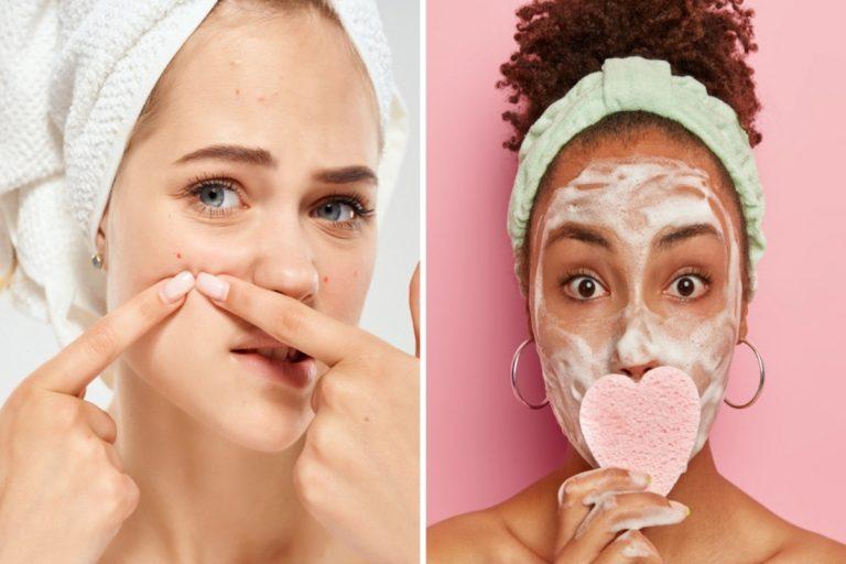 Cómo lavarte la cara para que no te salgan imperfecciones