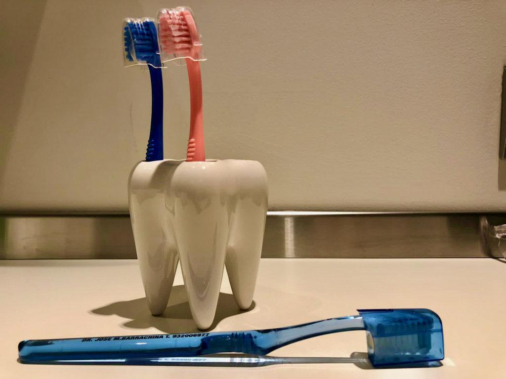 Consejos para limpiar tu cepillo de dientes