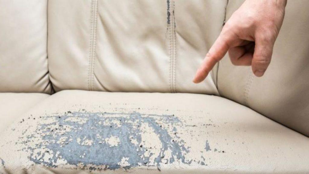 Consejos limpiar tu sofá de piel