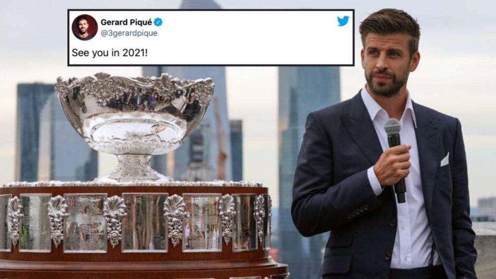 Copa Davis / Piqué