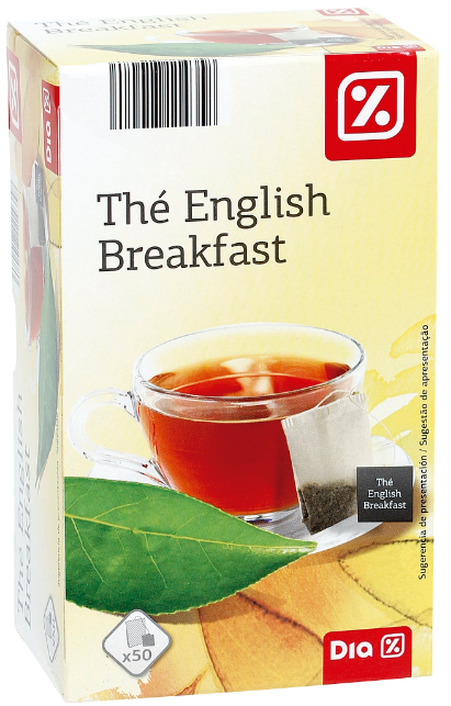 DIA THÉ ENGLISH BREAKFAST OCU