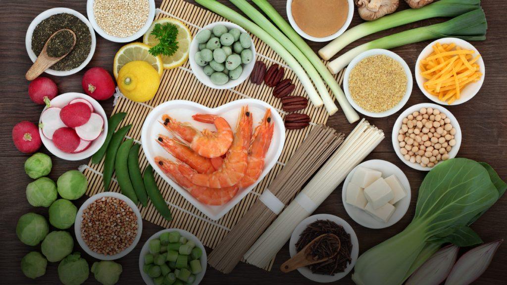 ¿Qué está prohibido en la dieta macrobiótica?