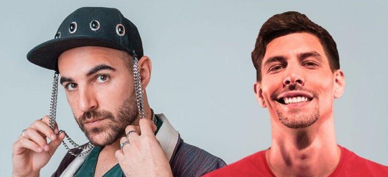 Danny Romero y Nil Moliner juntos en 'Se Me Va'