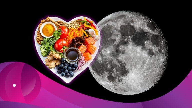 Dieta de la luna: horarios y fechas para empezar y perder 3 kilos rápido