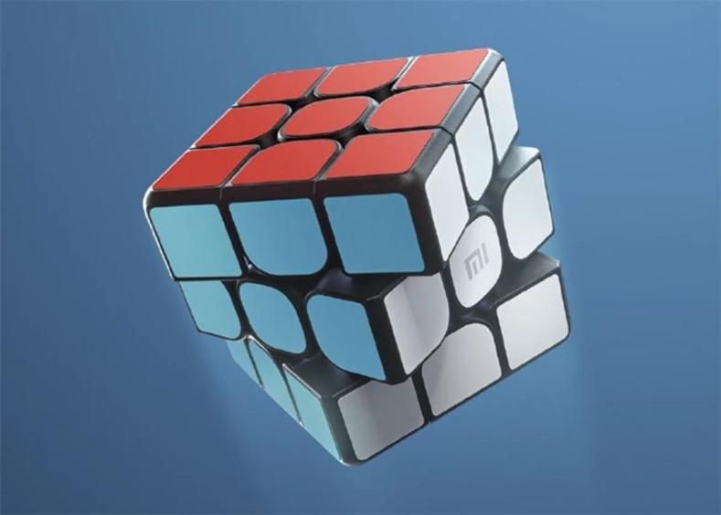 Un cubo muy inteligente