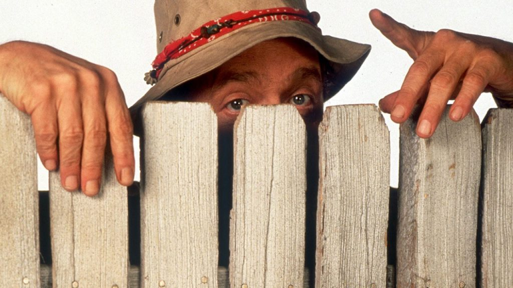El vecino Wilson