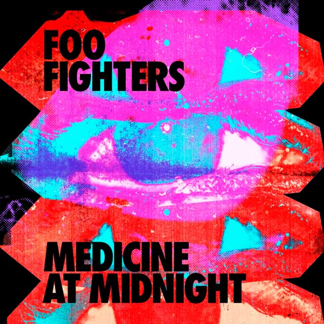 Foo Fighters Medicine at Midnight No song of mine