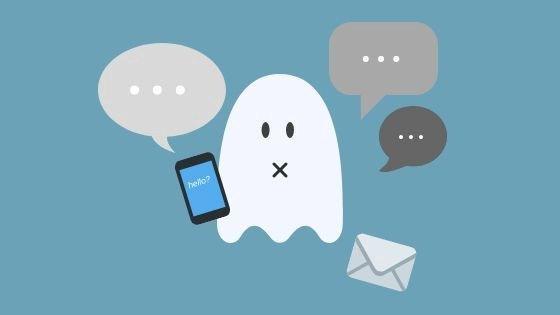 ¿Puede el ghosting marcar el inicio de una depresión?