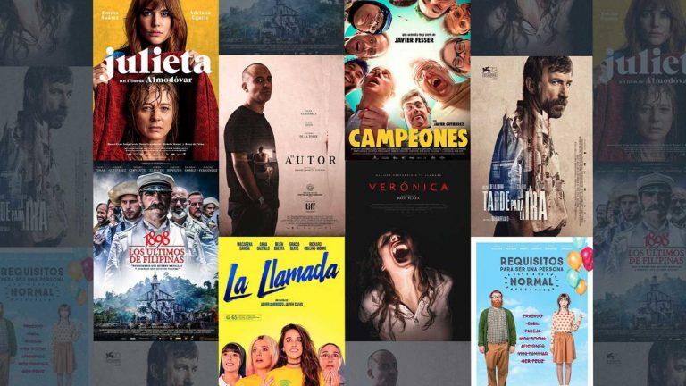 Grandes películas de cine español de la historia