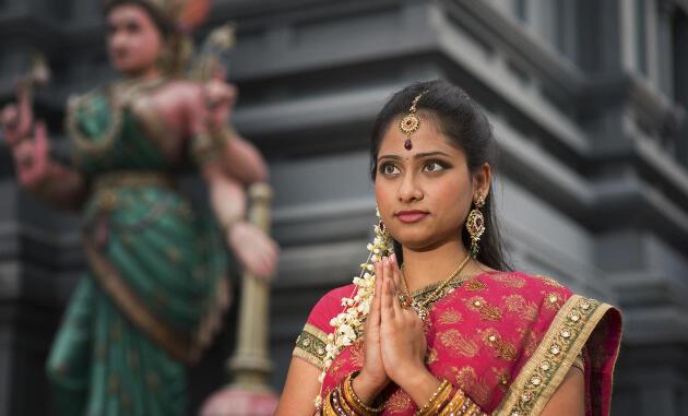 Hinduismo en la historia