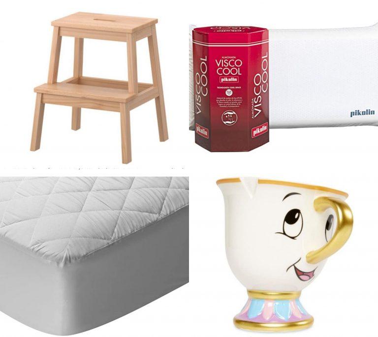 Ikea, Primark y Pikolin: 10 productos que comprar en Amazon por muy poco
