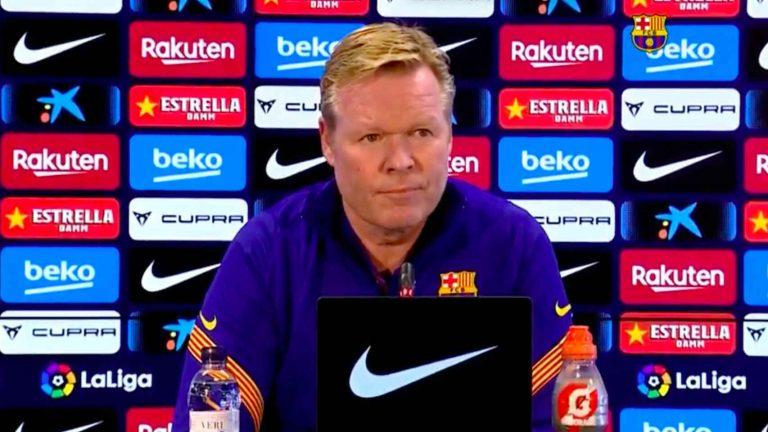 Tiembla Koeman: el sustituto para el Barcelona cada vez más cerca