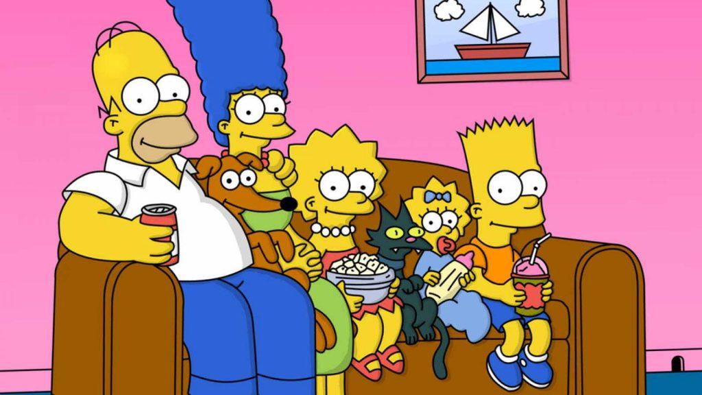 ¿Quiénes son Los Simpson?