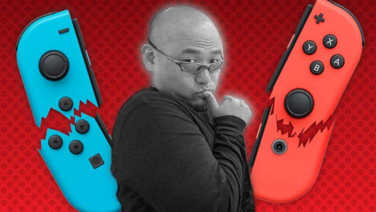 Las cinco maldiciones de Nintendo Switch según Hideki Kamiya