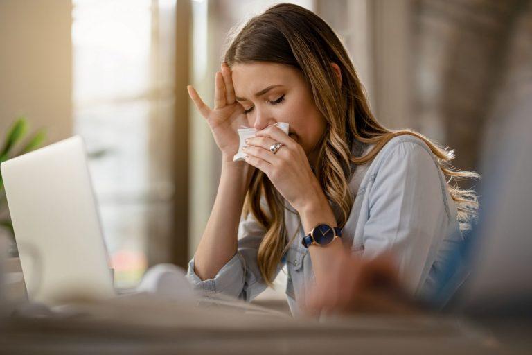 Las claves para distinguir la Covid, un resfriado y una gripe
